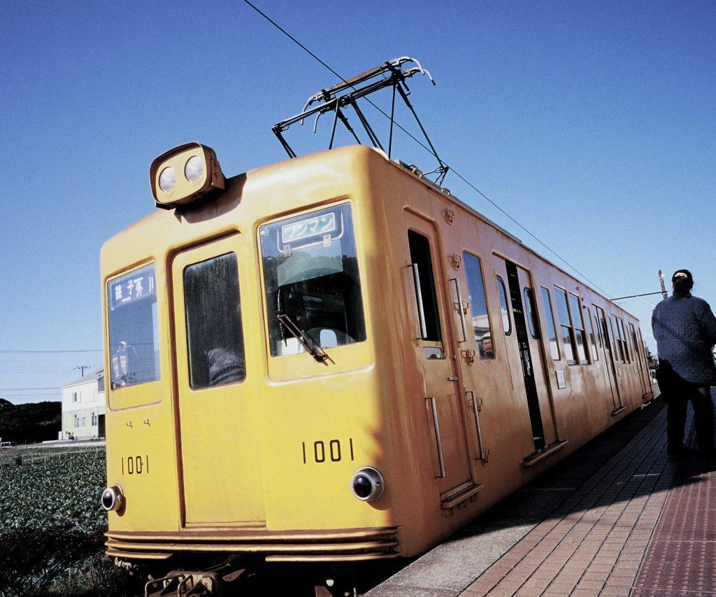 電車 銚子電鉄