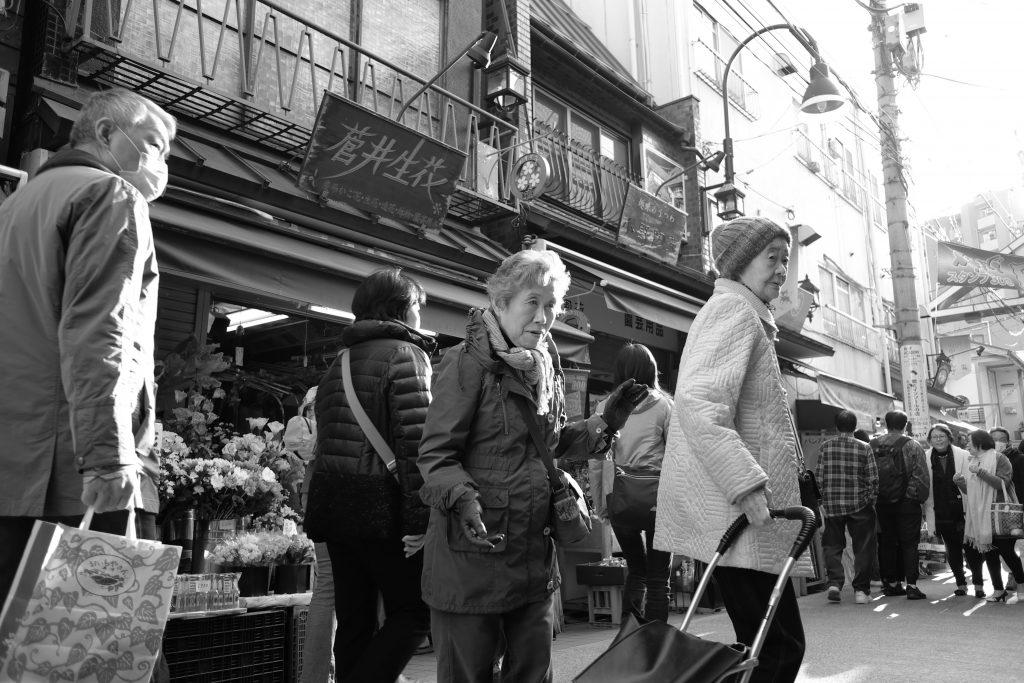 谷中 商店街