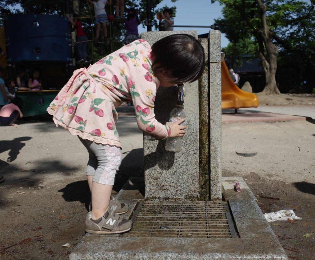 上野公園 子供
