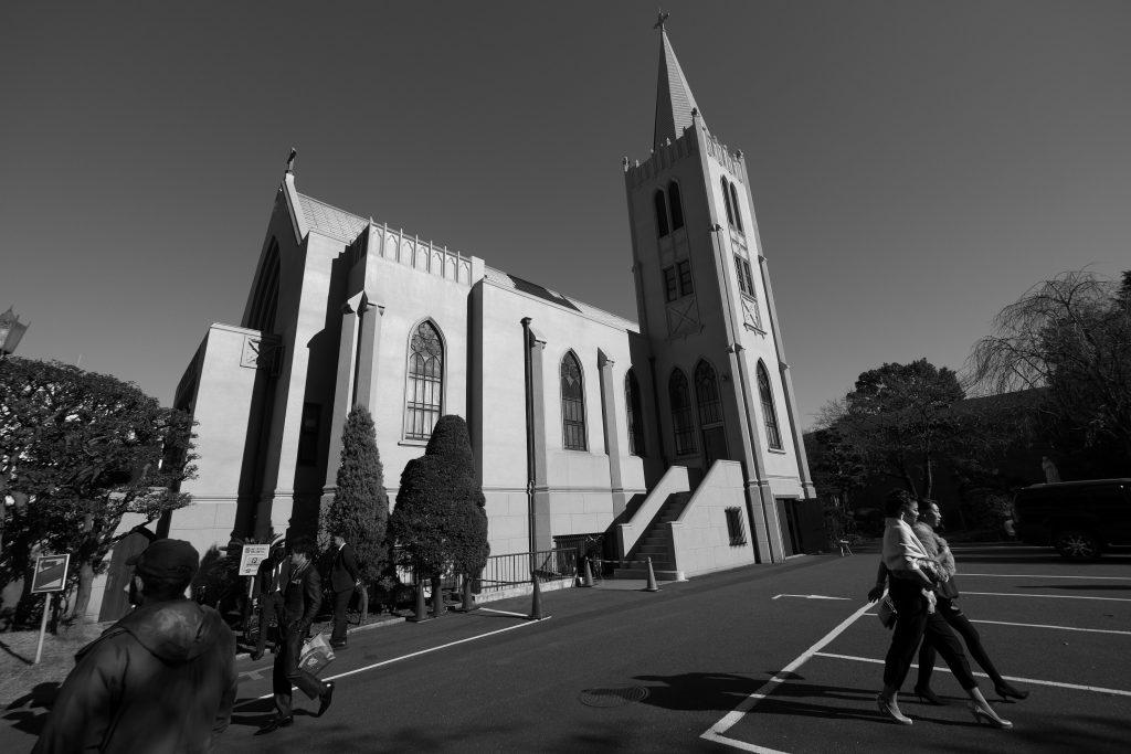 横浜 山手 教会