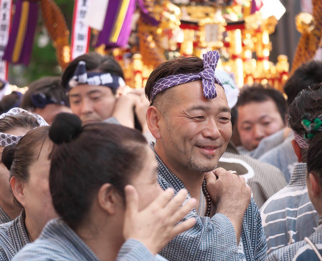 浅草 三社祭 男