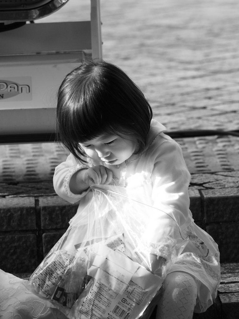 日比谷公園 子供 女の子