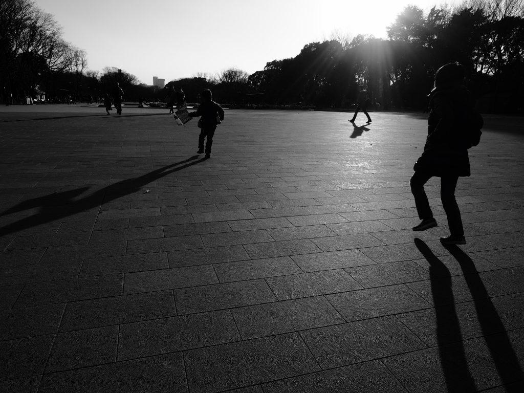 人物 影 silhouette