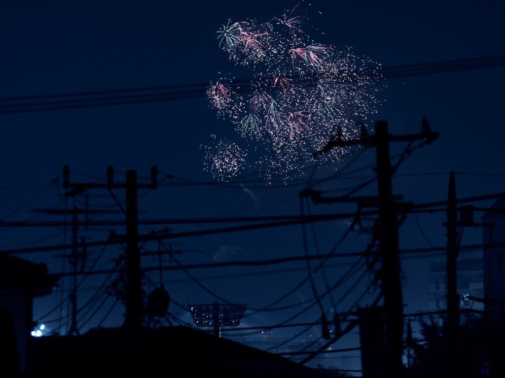 隅田川 花火 Fireworks
