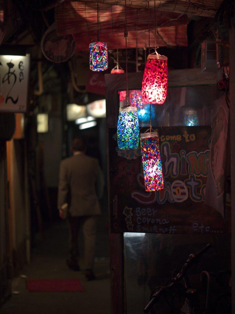 京都 先斗町 夜